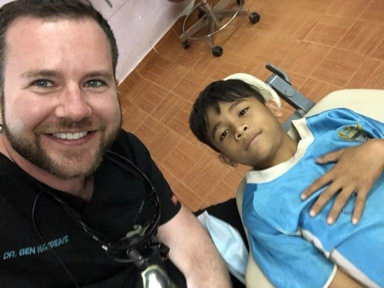Another Happy Patient