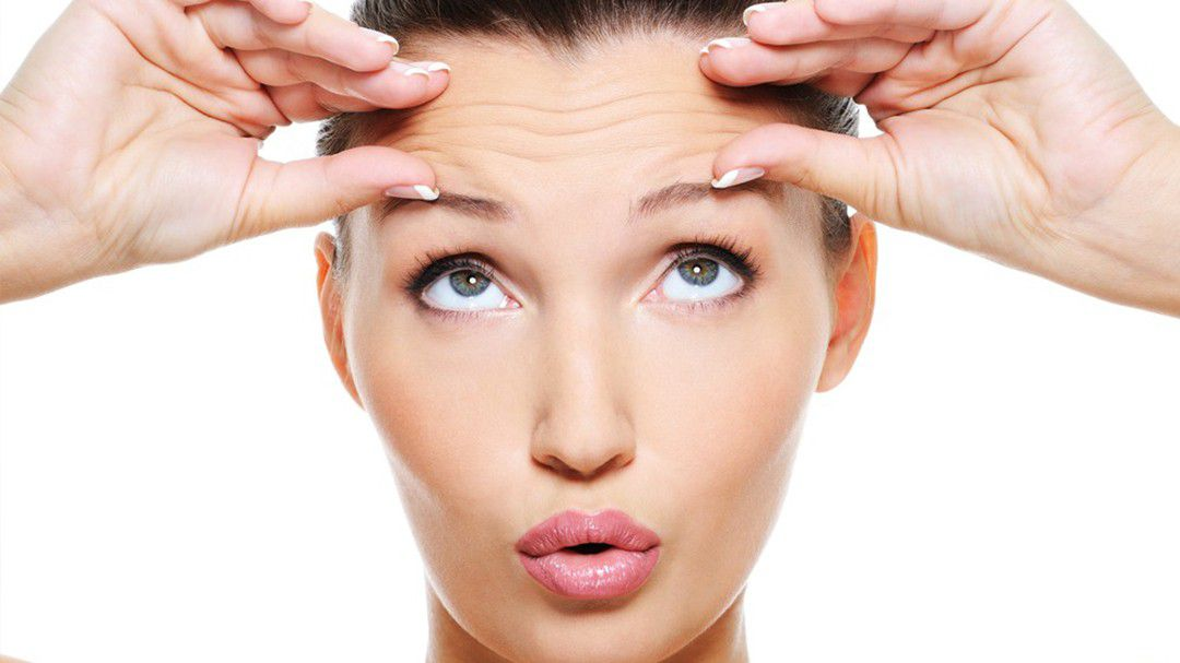 Anti wrinkle injections after care